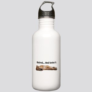 Greyhound Retired Stainless Water Bottle 1.0L