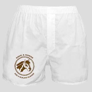 Falkland Islander Boxer Shorts