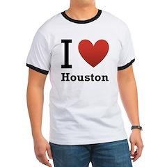I Love Houston T