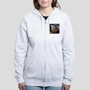 CJ Women's Zip Hoodie