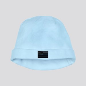Subdued US Flag Tactical baby hat