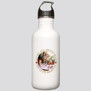 We're All Quite Mad, Y Stainless Water Bottle 1.0L