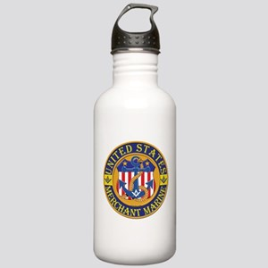 Merchant Marine Mason Stainless Water Bottle 1.0L