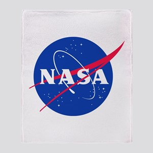 NASA Throw Blanket