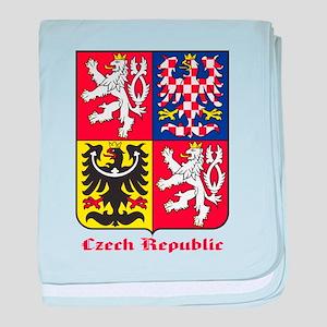 Czech Republic baby blanket