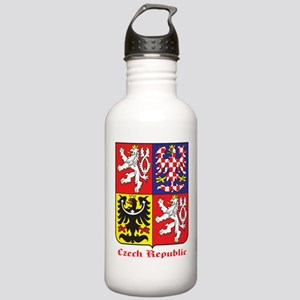 Czech Republic Stainless Water Bottle 1.0L