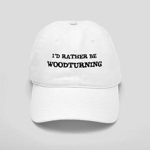 Rather be Woodturning Cap