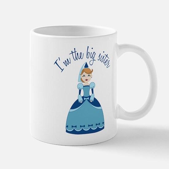Big Sister Princess Mug