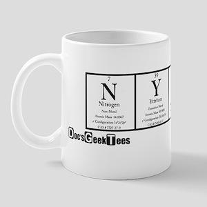 NYC Transparent Mug