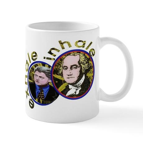 INHALE/EXHALE Mug