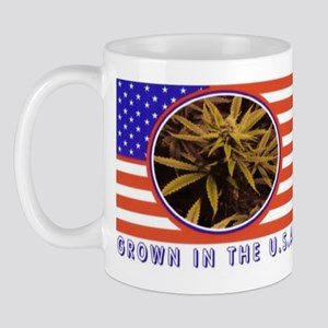 GROWN IN THE USA Mug