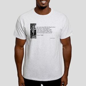 OSCAR WILDE 2 Light T-Shirt