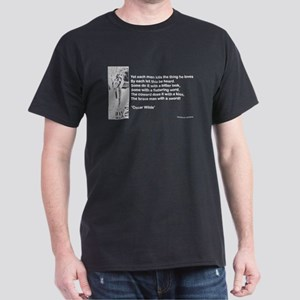 OSCAR WILDE 2 Dark T-Shirt