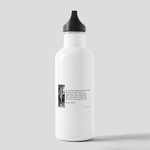 OSCAR WILDE 2 Stainless Water Bottle 1.0L