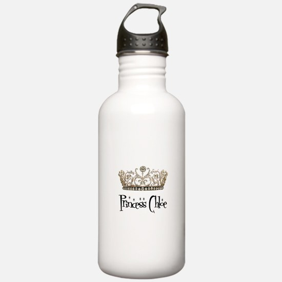 Princess Chloe Sports Water Bottle
