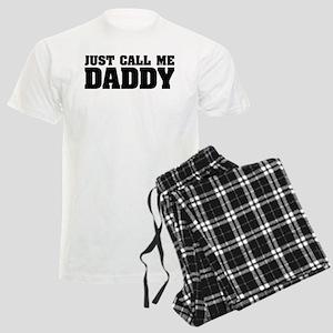 Just Call Me Daddy Pajamas