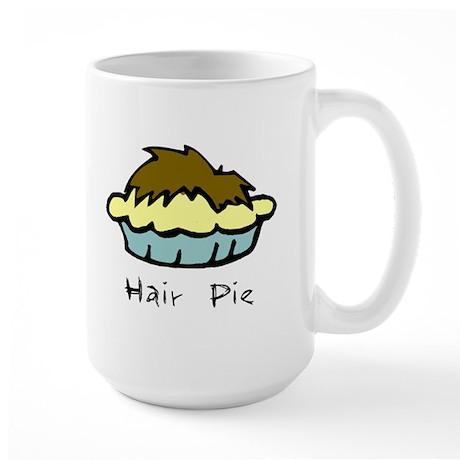 Hair Pie Large Mug