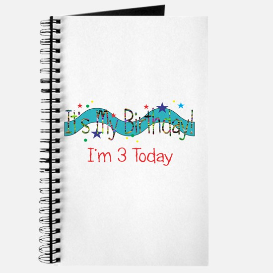 Three Today Journal