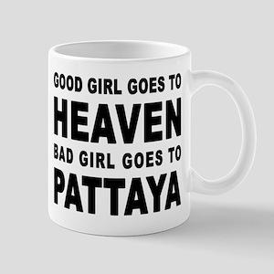 GOOD GIRL GOES TO HEAVEN Mug