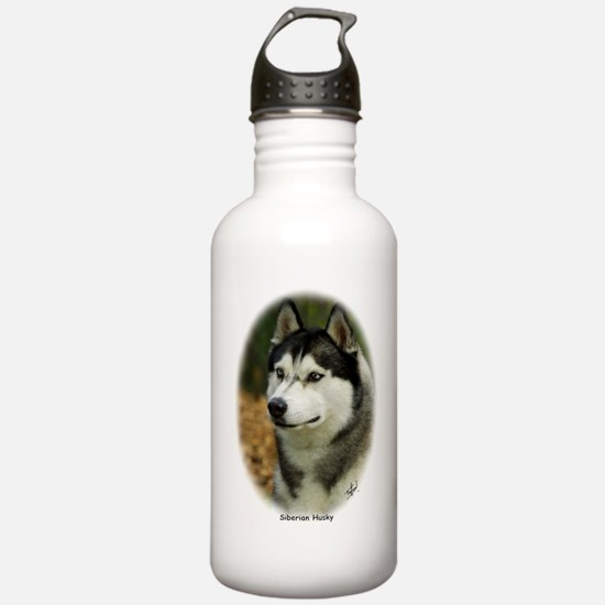 Siberian Husky 9R020D-265 Water Bottle