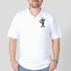 Pot Head Golf Shirt