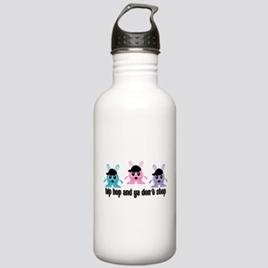 Hip Hop Bunnies Stainless Water Bottle 1.0L