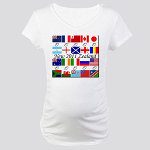 Rugby Maternity T-Shirt