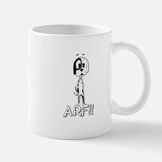 Cute Arf Mug