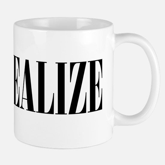 Realize Mug