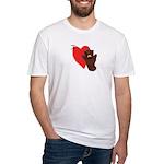 I Love Beaver T-Shirt