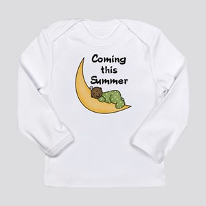 Summer (African American baby Long Sleeve Infant T