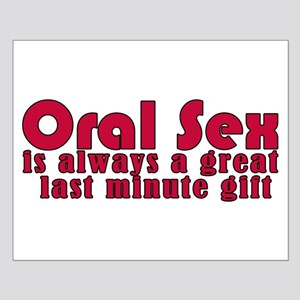 Last Minute Gift Small Poster