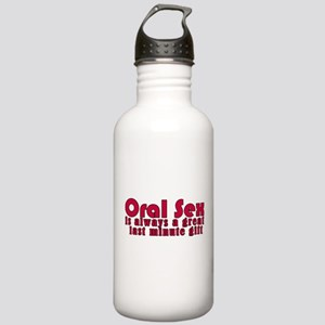 Last Minute Gift Stainless Water Bottle 1.0L
