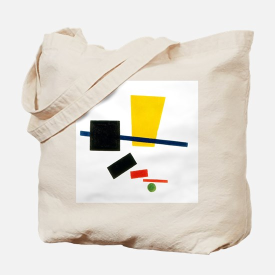 """Double sided """"Malevich"""" bag"""
