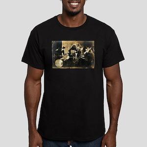 Hep Cats Men's Fitted T-Shirt (dark)