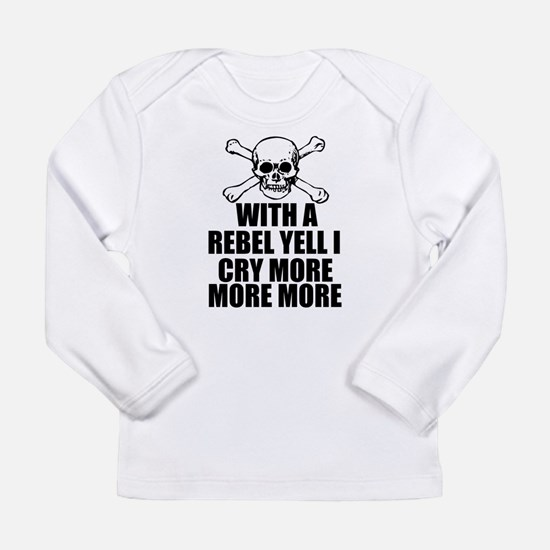 Rebel Yell Long Sleeve Infant T-Shirt