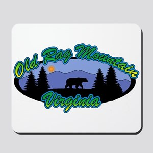 OLD RAG Mousepad