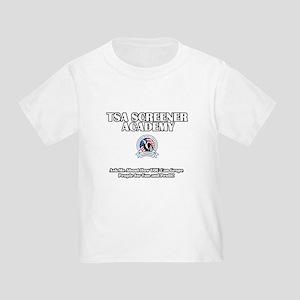 TSA Academy - Groping for Fun Toddler T-Shirt