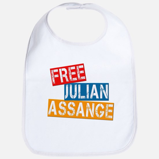 Free Julian Assange Bib