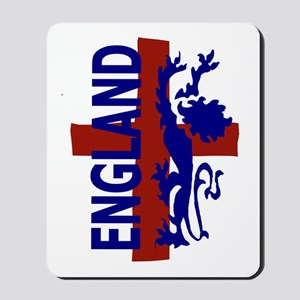 St George and lion Mousepad