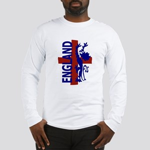 St George and lion Long Sleeve T-Shirt