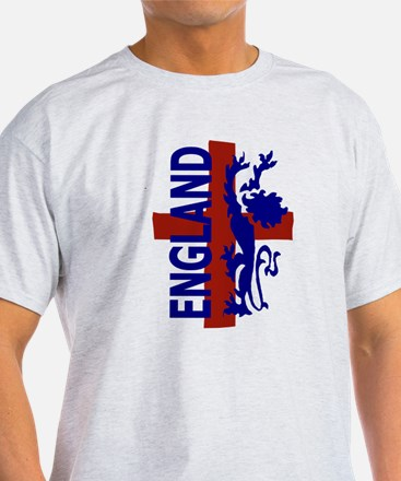 St George and lion T-Shirt