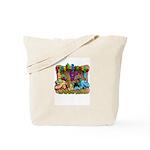 Little Bazzaros Tote Bag