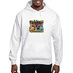 Little Bazzaros Hooded Sweatshirt