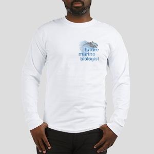 future Marine Biologist Long Sleeve T-Shirt