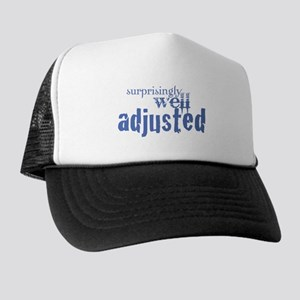 c5f5581a04d30 Surprisingly Well-Adjusted Trucker Hat