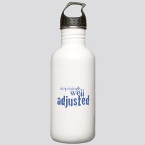 Surprisingly Well-Adjusted Stainless Water Bottle