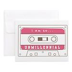 Unmillennial Notecards (set Of 10)