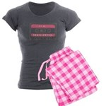 Unmillennial Women's Charcoal Pajamas