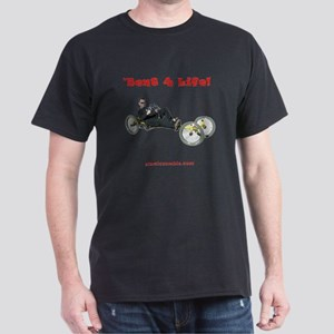 'Bent 4 Life Dark T-Shirt